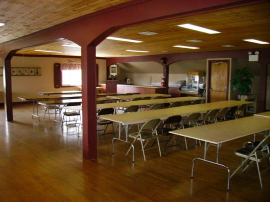 Bingo Hall / Activities Hall
